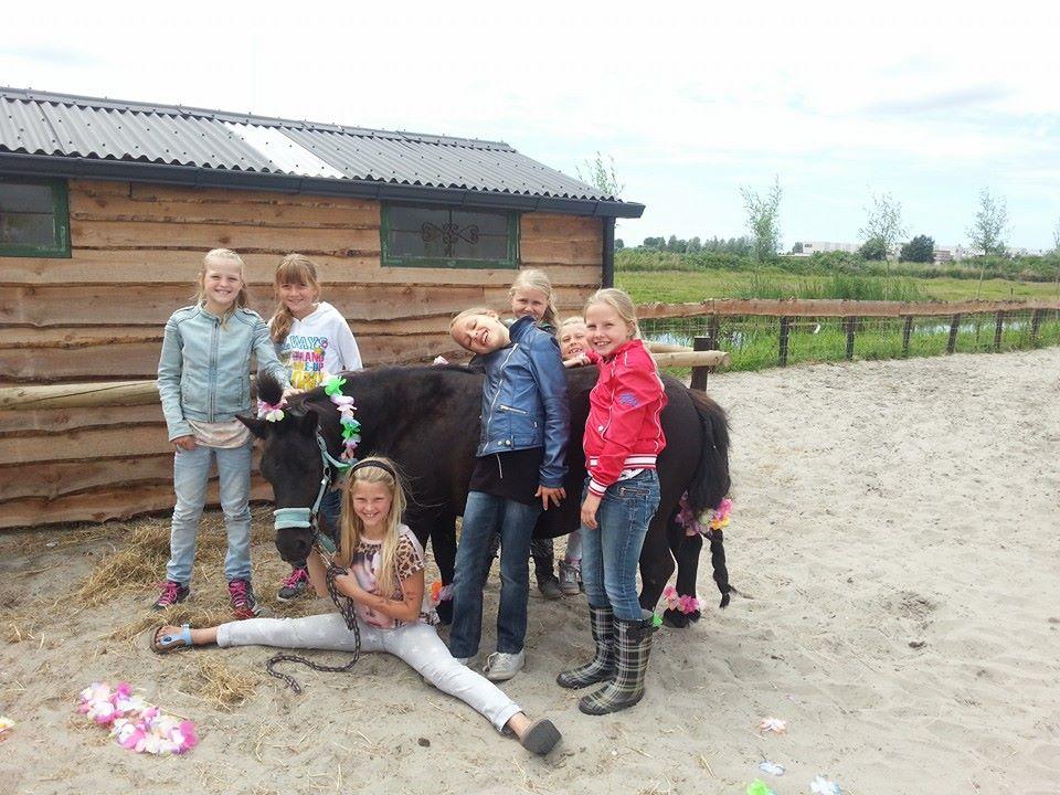 De Bonte Belevenis Assendelft.Kinderfeestje De Bonte Belevenis
